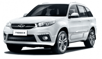 CHERY TIGGO 3 TIGGO 3 1.6 MT Luxury