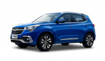 CHERY TIGGO 4 2.0 CVT Luxury