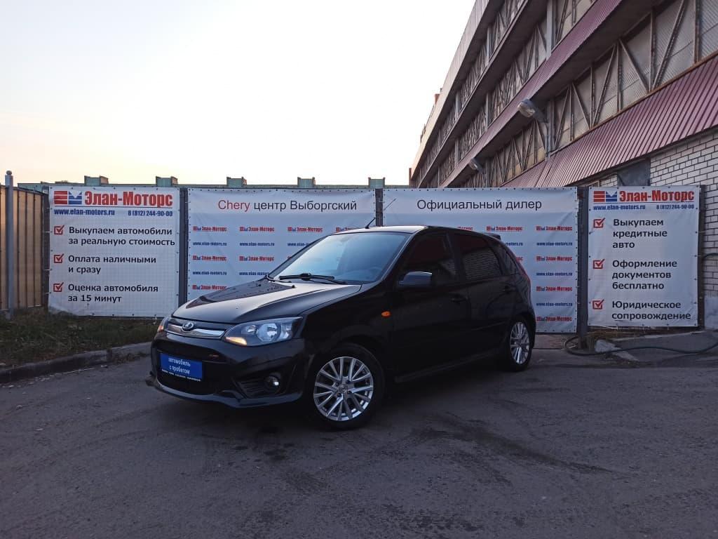 Продажа подержанных автомобилей ВАЗ Калина Универсал с пробегом в Уфе у официального дилера.